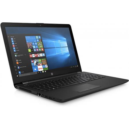"Ноутбук HP 15-bs595ur Pen-N3710/4G/500/15.6""FHD/AMD 520 2G/W10/jet black (2PV96EA)"