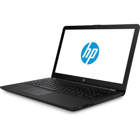 """Ноутбук HP 15-bs007ur Cel-N3060/4G/128 SSD/15.6""""/W10/jet black (1ZJ73EA)"""