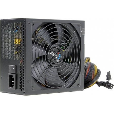 Блок питания ATX 750W Aerocool KCAS-750M 24+2x4+4x6/8pin/7*SATA+4xMolex 140mm 80+ Bronze Cable Management (RTL)