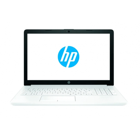 "Ноутбук HP 15-db0149ur AMD Ryzen 3 2200U/4G/500/15.6""/DOS/Snow White (4MK59EA)"