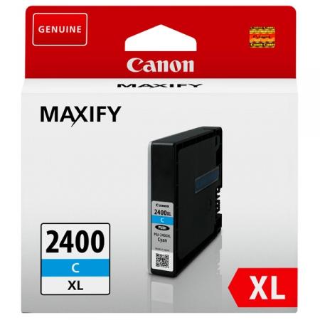 картридж canon pgi-2400xlc голубой для canon ib4040/мв5040/5340 (9274b001)