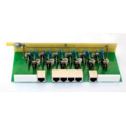 модуль грозозащиты apc pnetr6 в корпус prm4/prm24 (1u, cat 6)