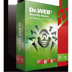 по антивирус dr web security space pro 2пк 1год box (bhw-b-12m-2-a3)
