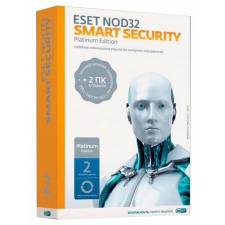 по антивирус nod32 smartsecurity platinum edition 1пк 2года box (nod32-ess-ns(box)-2-1)