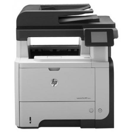 мфу hp laserjet pro 500 m521dn (принтер, копир,сканер, факс, adf, duplex, lan) (a8p79a)