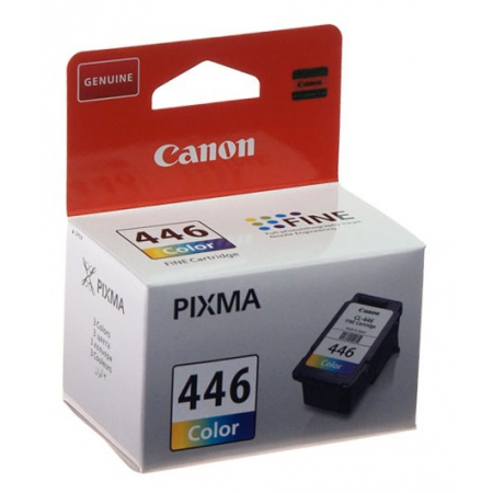картридж canon cl-446 для pixma mg2440/2540 color