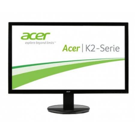 "монитор-жк 24"" acer k242hlbd wide 1920*1080 tn 5ms dvi vga black"
