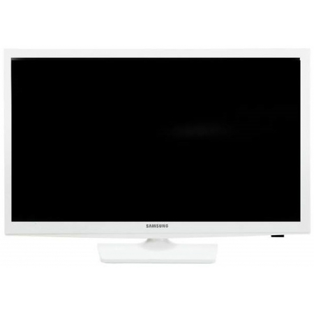 "телевизор led samsung 24"" ue24h4080au белый/hd ready/100hz/dvb-t2/dvb-c/dvb-s2/usb (rus)(ue24h4080auxru)"