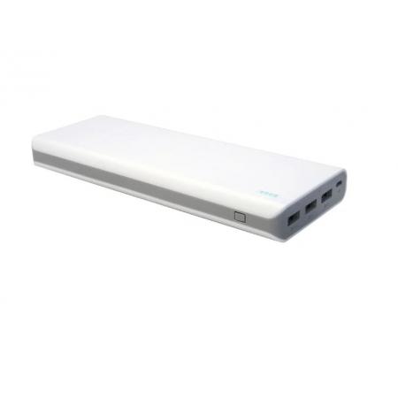 Аккумулятор внешний iconBIT FTB20000PB 20000mAh, три USB-порта (3x5V/1A-2.1A)