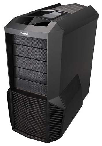 корпус atx zalman z11 plus w/o psu miditower black