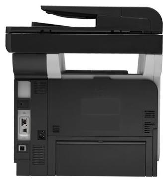 LaserJet Pro MFP M521dn