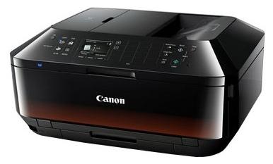 мфу струйный canon pixma mx924 (6992b007) a4 duplex wifi usb rj-45 черный(6992b007)