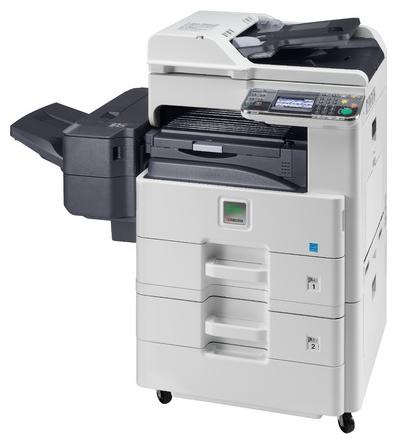 мфу kyocera fs-6525mfp (принтер, цветной сканер, копир, опц: факс) (а3, 25cpm, duplex, radf, lan, пусковой комплект)