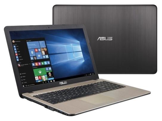 Ноутбук Asus X540YA AMD E1-7010/2G/500/15.6