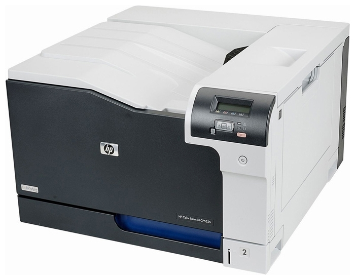 принтер hp colorlaserjet cp5225dn a3 ce712a