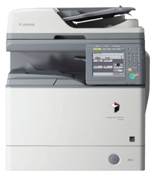 мфу canon ir-1740i (a4, 40 стр/мин, принтер/цветной сканер/копир, дуплекс печати, dadf, lan) (4746b006)