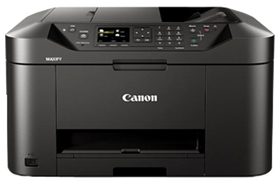 мфу canon maxify mb2140 (принтер, сканер, копир, дуплекс, wifi) (0959c007)