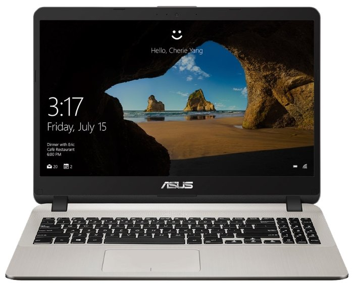 "Ноутбук ASUS X507UB (Intel Core i5 7200U 2500 MHz/15.6""/1920x1080/4GB/500GB HDD/DVD нет/NVIDIA GeForce MX110/Wi-Fi/Bluetooth/Windows 10 Home)"
