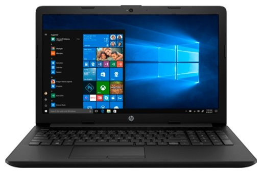 "Ноутбук HP 15-db0105ur (AMD Ryzen 3 2200U 2500 MHz/15.6""/1920x1080/4GB/500GB HDD/DVD нет/AMD Radeon Vega 3/Wi-Fi/Bluetooth/Windows 10 Home)"