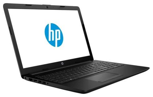 """Ноутбук HP 15-db0106ur (AMD Ryzen 3 2200U 2500 MHz/15.6""""/1366x768/4GB/500GB HDD/DVD нет/AMD Radeon Vega 3/Wi-Fi/Bluetooth/DOS)"""