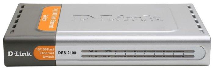 D-link DES-2108