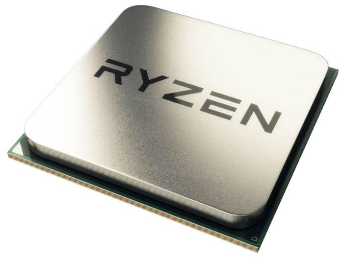 Процессор AMD Ryzen 7 1700 Summit Ridge (AM4, L3 16384Kb)