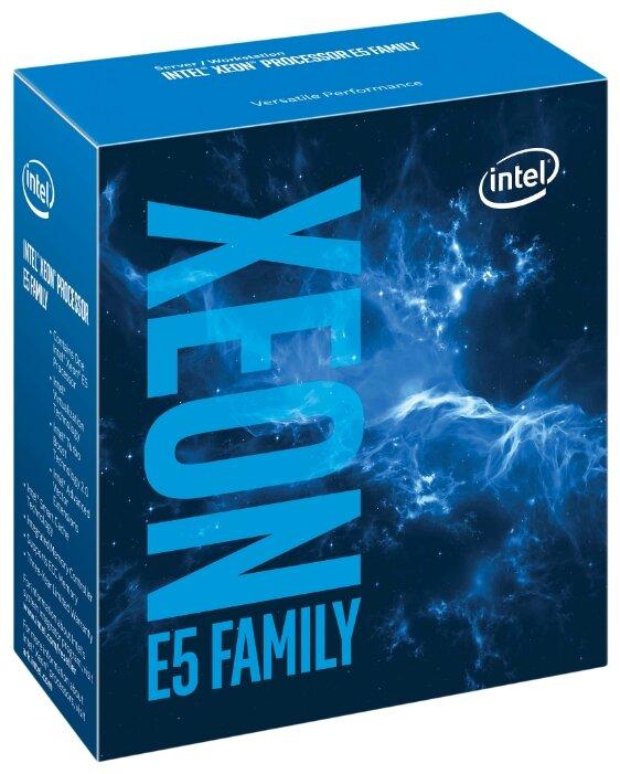 Процессор Intel Xeon E5-2609V4 Broadwell-EP (1700MHz, LGA2011-3, L3 20480Kb)