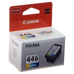 картридж canon cl-446 для pixma mg2440/2540 color