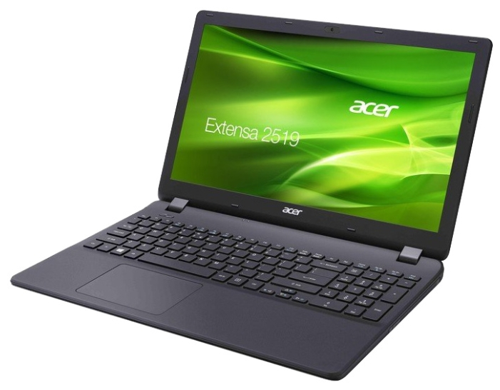 "ноутбук acer extensa 2519-p6a2 pen-n3700/2g/500/15.6""/linux/black (nx.efaer.011)"
