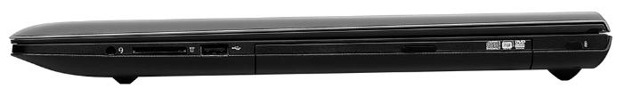 """ноутбук lenovo b7080 pen-3805u/4g/1tb/17.3""""/dvd-rw/41wh/w8.1/black (80mr00rcrk)"""