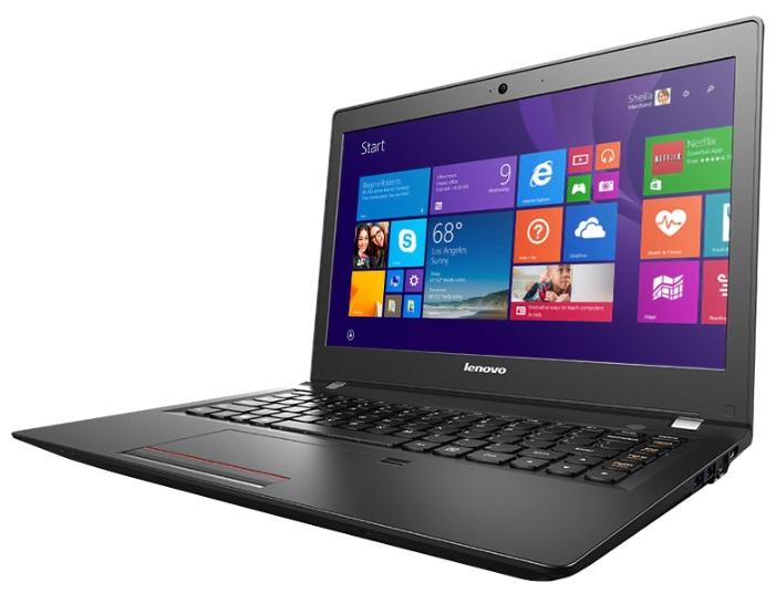 "ноутбук lenovo e31-70 core i3 5005u/4gb/500gb/intel hd graphics/13.3""/hd (1366x768)/free dos/black/wifi/bt (80kx01g1rk)"