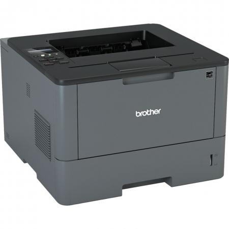 Принтер лазерный монохромный Brother HL-L5100DN (A4, Duplex, LAN) (HLL5100DNR1)