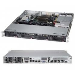 сервер трилайн 1u/1*e3-1220v3/2*8gb/2*1tb 7.2k hotswap/2*glan/ipmi/2*400w/no os