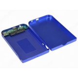 "Корпус внешний для HDD 2.5"" AgeStar SUB2O1 SATA алюминий синий (SUB2O1 (BLUE))"
