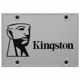 "Жесткий диск SSD 2.5"" SATA III 120Gb Kingston UV500 (7 мм, 3D TLC, R520Mb/W350Mb, R79K IOPS/W18K IOPS, 1M MTBF) (SUV500/120G)"
