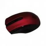 Мышь Jet.A Comfort OM-U50G беспроводная красная (800/1200/1600dpi) 3 кнопки USB