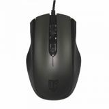 Мышь Jet.A Comfort OM-U50 серая (800/1200/1600dpi) 3 кнопки USB