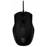 Мышь Jet.A Comfort OM-U50 чёрная (800/1200/1600dpi) 3 кнопки USB