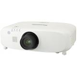 Проектор Panasonic PT-EW730ZE 3xLCD (1280x800)WXGA, 7000ANSI, 5000:1, DP, HDMI, DVI-D, VGA, 5BNC, Composite, S-Video, AUDIO IN1/2-M3(L,R), AUDIO IN3-RCA, RS-232, LAN RJ45