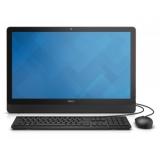 "Моноблок Dell Inspiron 3464 23.8"" Full HD i3 7100U (2.4)/4Gb/1Tb 5.4k/HDG620/DVDRW/Windows 10 Home Single Language 64/Eth/WiFi/BT/клавиатура/мышь/Cam/черный 1920x1080(3464-9913)"