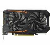 Видеоадаптер PCI-E Gigabyte GeForce GTX1050 Ti 4096Mb GV-N105TOC-4GD (RTL) GDDR5 128bit DVI-D/HDMI/DP