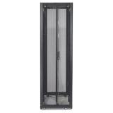Шкаф монтажный APC NetShelter SX 42U со стенками черный (AR3100)