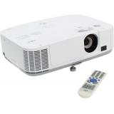 Проектор NEC P451W (P451WG) 3xLCD (1280x800)WXGA, 4500 ANSI, 4000:1, сдвиг линз вертик., (1.32.2:1), VGA, 2xHDMI, S-Video, 2xUSB(viewer), RJ45, RS-232