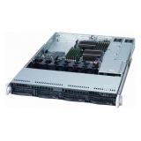 """Корпус SuperMicro CSE-826BE26-R1K28LPB 2U/12x3,5""""SAS/SATA/2x1280W/Rail"""