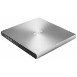 Привод DVD-RW Asus SDRW-08U7M-U серебристый USB ultra slim внешний RTL(SDRW-08U7M-U/SIL/G/AS)