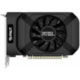 Видеоадаптер PCI-E Palit GeForce GTX1050 Ti 4096Mb PA-GTX1050Ti StormX 4G (RTL) GDDR5 128bit DVI-D/HDMI/DP