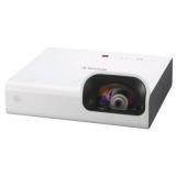 Проектор Sony VPL-SX236 3xLCD (1024x768)XGA, 3300 ANSI, 3000:1, HDMI, VGA, S-Video, Component, USB(A), USB(B), RS-232, RJ45 Короткофокусный