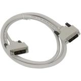 Кабель DVI-D (19M/19M) 1.8 м (пакет) single link, белый (Gembird CC-DVI-6)