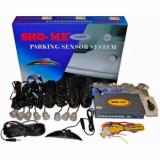 Датчик парковочный Sho-me Y-2616N08 Silver (цв.дисплей)  8-датчикков