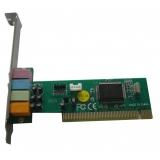 Звуковая карта PCI C-Media 8738/VIA1617S 4 Channel (OEM)